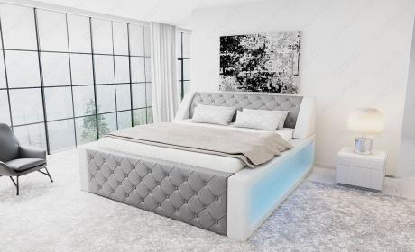 Designerbetten Und Doppelbetten Mit Beleuchtung Sofa Dreams